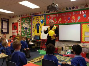 Science with Balloons! – Year 1
