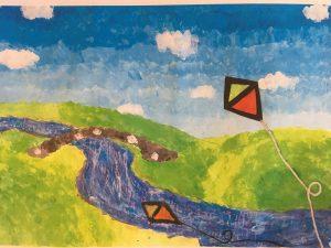 Kite Artwork – Flying High in Europe