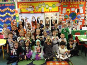 Space Day in Year 2