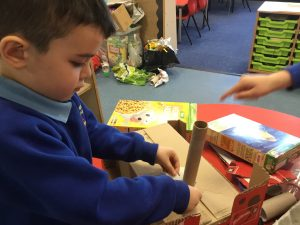 Making our own emergency vehicles
