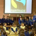 Year 4 Assembly celebrating Fairtrade Fortnight