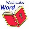 Wednesday Word. 28.04.21. Trust.
