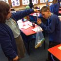 Measuring Gravity in Year 5