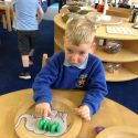Elmer and elephant counting